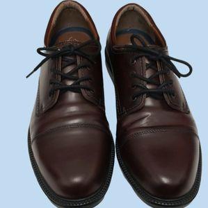 Dockers brown dress shoes size 12W